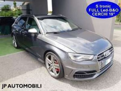 usata Audi S3 SPB 2.0 TFSI quattro S tronic *B&O*FULL LED*19´´ Benzina