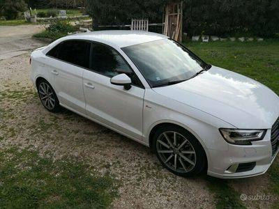 usata Audi A3 Sedan sline