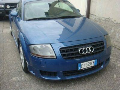 usata Audi TT Coupé 1.8 T 20V 179 CV cat usato
