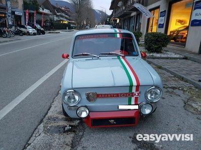 usata Fiat 850 SPECIAL - ALLESTITA ABARTH DEL 1970