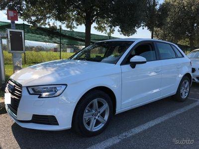 usata Audi A3 Sportback Stronic Business 2018