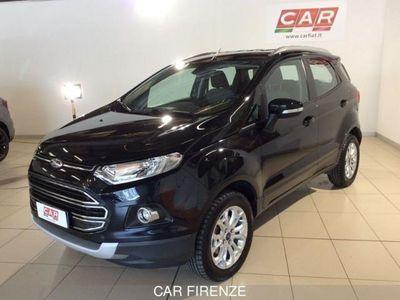 brugt Ford Ecosport 1.5 110 CV Titanium del 2014 usata a Firenze