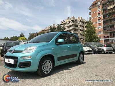 begagnad Fiat Panda New 1.2 Lounge 69 CV