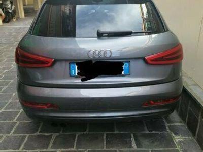 usata Audi Q3 2.0 tdi 150 cv s line