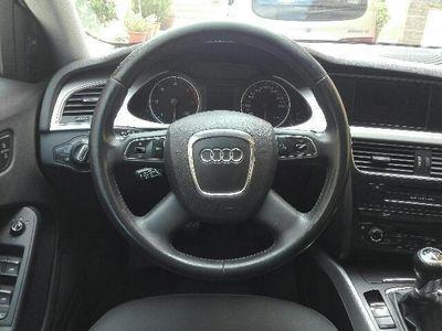 usata Audi A4 Avant 2.0 TDI 143CV Advanced Plus