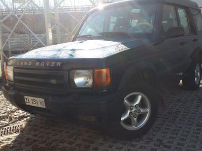 used Land Rover Discovery 2 td5 7 posti gancio traino
