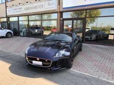 usata Jaguar F-Type 3.0 V6 aut. Coupé S Benzina