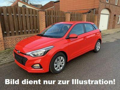 """used Hyundai i20 1.2 S&s Klima S.hzg P.sens Radio 5"""""""" Bt Temp"""