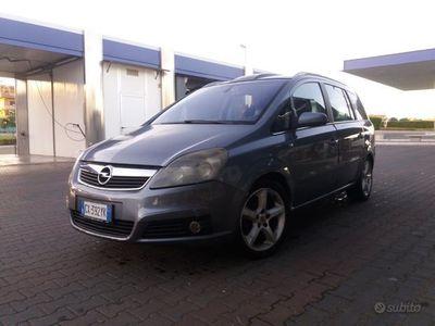 usata Opel Zafira 2ª 1.8 gpl gancio traino