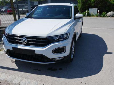 usata VW T-Roc 1.5 Tsi Act Dsg Sport * Business-paket * Led * Navi * Acc * Park Assist * Active Info Display