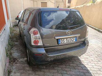 usata Toyota Corolla Verso del 2009