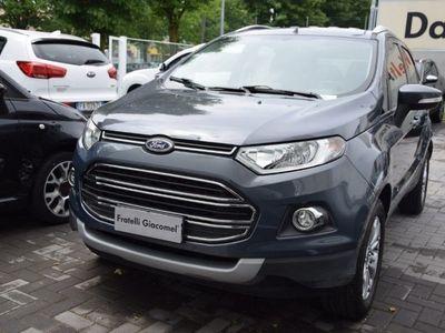 usata Ford Ecosport 1.5 TDCi 95 CV rif. 11533485