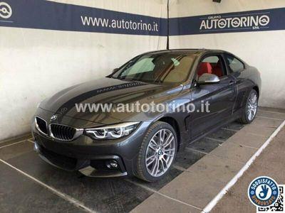 usata BMW 420 Serie 4 Coupé D COUPE' MSPORT