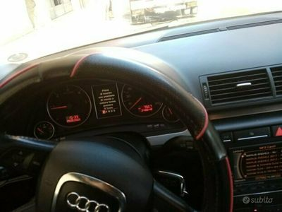 usata Audi A4 station wagon 2.0tdi. serie 2