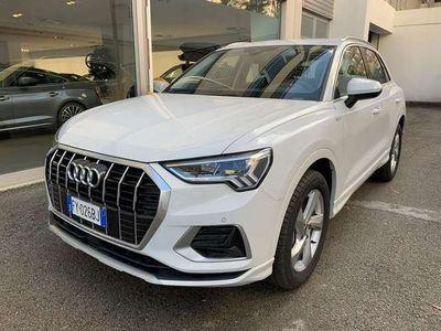 usata Audi Q3 40 TDI quattro S tronic Business Advanced del 2019 usata a Palermo