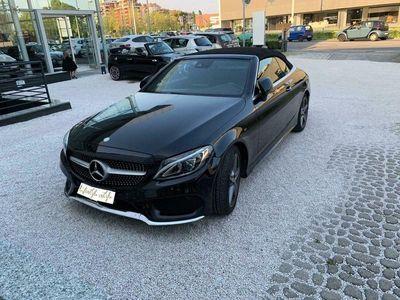usata Mercedes C250 Classed Automatic Cabrio Premium