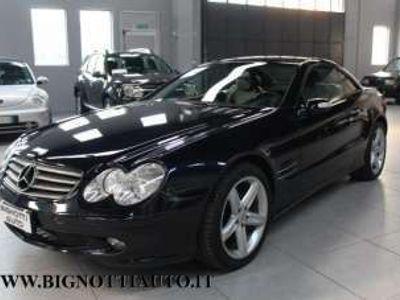 usata Mercedes SL350 cat chrome benzina
