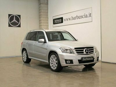 usata Mercedes 220 GLK Classe (X204)CDI 4Matic BlueEFFICIENCY Sport