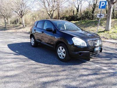gebraucht Nissan Qashqai 1,5dci UNICOPROPIETARIO- 2008