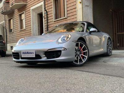 usata Porsche 911 Carrera 4S Cabriolet 911 3.8