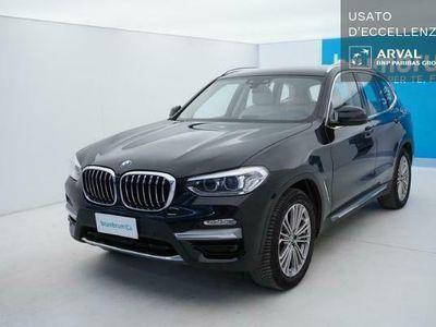 usata BMW X3 20d Xdrive Luxury