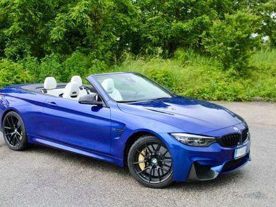 usata BMW M4 CS Cabrio