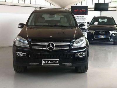 usata Mercedes GL320 CDI cat 7 POSTI UNICO PROPRIETARIO IVA ESP