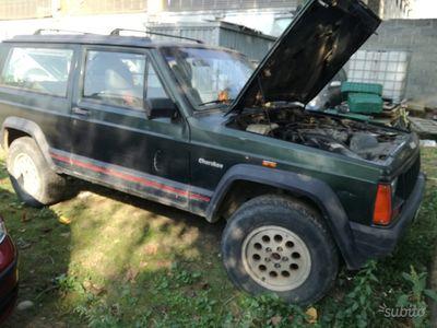begagnad Jeep Cherokee Jx 2500 - 1996