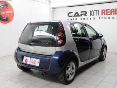 used Smart ForFour 1.5 passion (TETTO PANORAMICO)