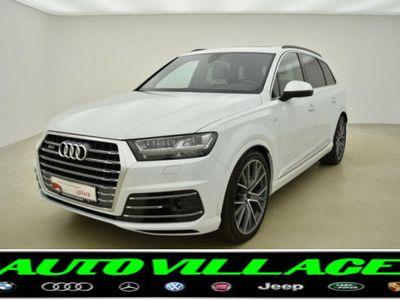 usado Audi SQ7 4.0 V8 TDI quattro tiptronic