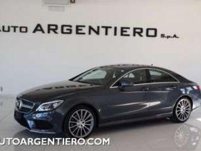 usata Mercedes CLS250 d 4Matic Premium solo 56.142km!!led sospensioni p