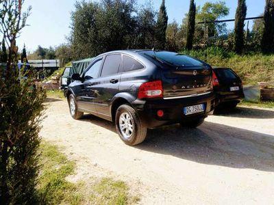usata Ssangyong Actyon Sports 2.0 XDi 4WD Plus Pick-up