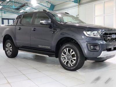 usata Ford Ranger Panther Wildtrak Doka Navi Xenon Ahk Rollo