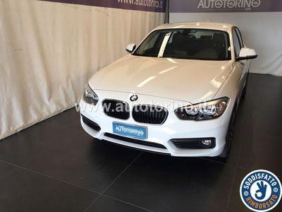 second-hand BMW 116 serie 1 116 d 5 porte advantage