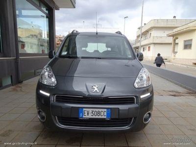 usata Peugeot Partner Tepee 1.6 Hdi 92cv Fap Comfort