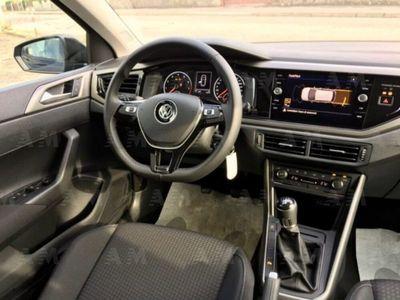 usata VW Polo 1.0 TGI 5p. Comfortline BlueMotion Technology nuovo