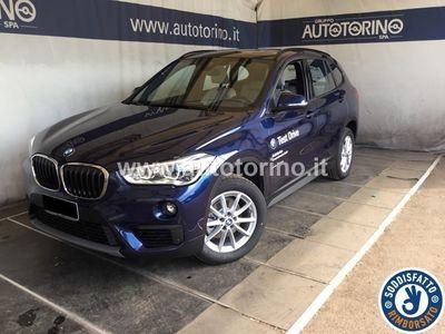 brugt BMW X1 X1SDRIVE16D ADVANTAGE