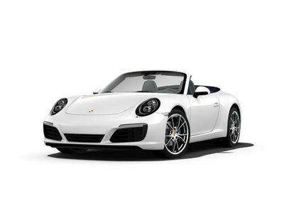 usata Porsche 911 Carrera Cabriolet