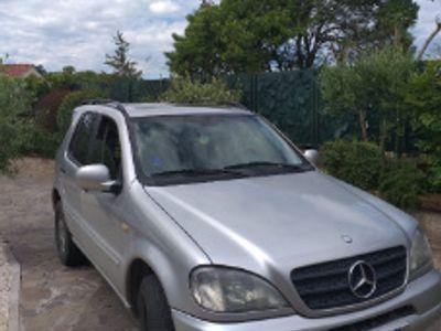 usata Mercedes ML270 CDI ANNO 2002