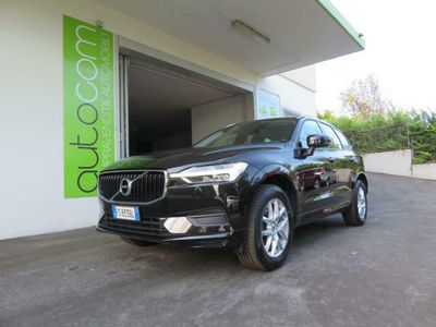 usata Volvo XC60 D4 AWD Geartr Business AZIENDALE ITA NAVY+LED