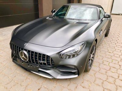 used Mercedes AMG GT C Roadster AMG