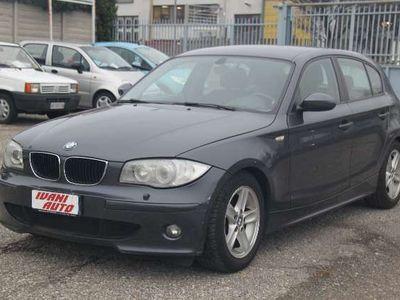 usata BMW 118 Serie 1- 5 porte Eletta PER COMMERCIANTI