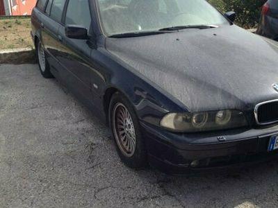 usata BMW 525 Serie tds toring