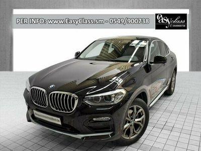 usata BMW X4 xDrive20d xLine NAVI XENO CRUISE CONTROL