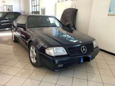 usata Mercedes SL320 cat Benzina