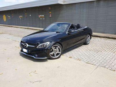 usata Mercedes C180 Cabrio Premium