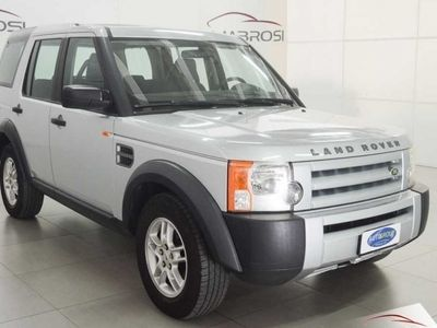brugt Land Rover Discovery 3 2.7 TDV6 S