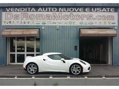 usata Alfa Romeo 4C 1.8 TBi COUPE� PACK RACING 18/19 SCARICO SPORT