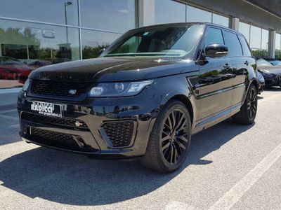 używany Land Rover Range Rover Sport 5.0 V8 Supercharged 55