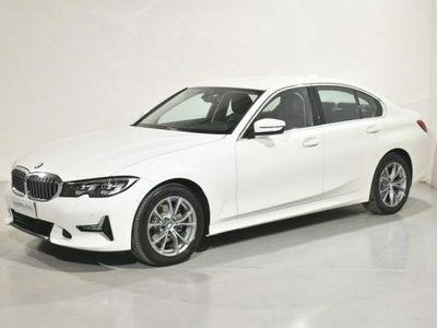 usata BMW 320 d Luxury INTERNO IN PELLE - NAVIGATORE - NUOVO MOD